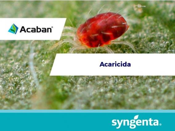 Acaricida Acaban® 050 SC