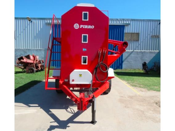 Carro Horizontal De Cereales Distribuidor JP 4000 Pirro