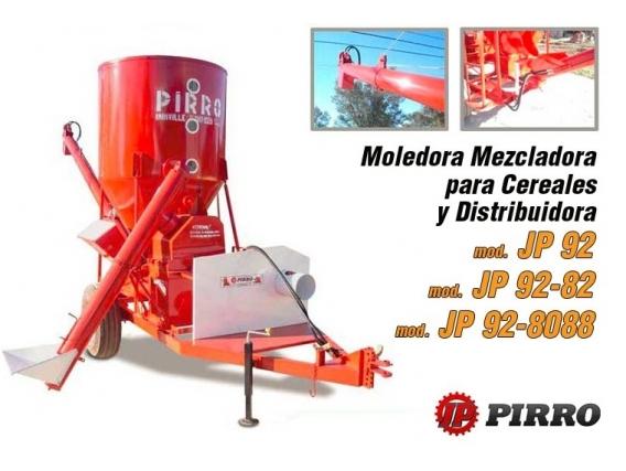 Moledora y mezcladora Pirro JP 92-8088