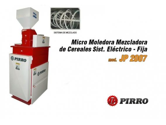 Moledora y mezcladora eléctrica fija Pirro JP 2007