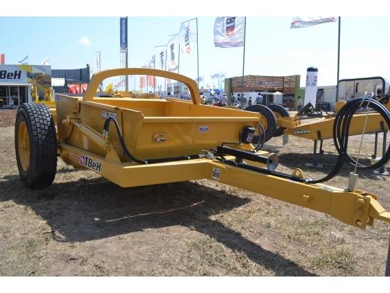Pala De Arrastre Tbeh Modelo Pa 2500