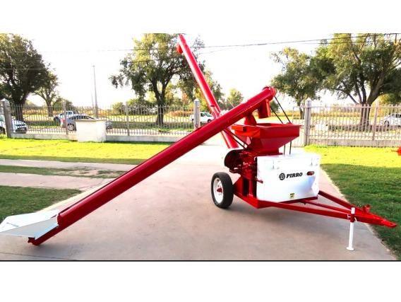 Quebradora De Cereales Transportable - Pirro JP 600