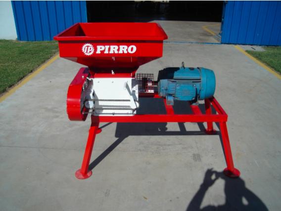 Quebradora de cereales eléctrica estática Pirro JP 1300E