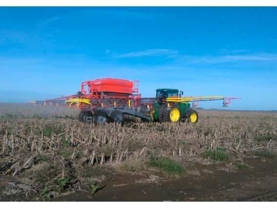 Fertilizadora De Arrastre Altina HP 625