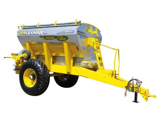 Fertilizadora Metalúrgica Sr Dpx Fleximax 6500 Serie 09