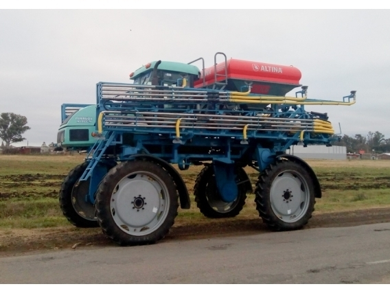 Kit Altina JLD Fertilizador Neumático
