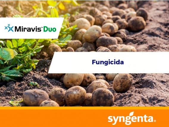 Fungicida Miravis™ Duo
