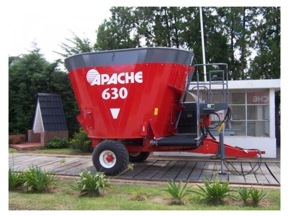 Mixer Apache 630