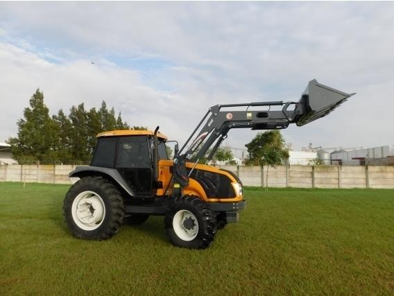 Pala Cargadora OM-600-F Euro Base (Para Tractor Valtra BM110)