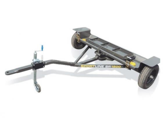 Trailers Para Camionetas Metalúrgica Sr 1500